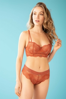 Mix & Match : Brasier Martina y Panty Alexa